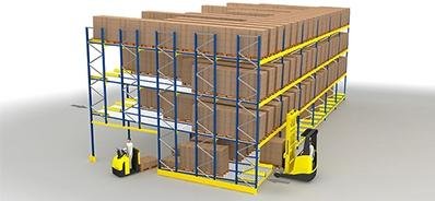 重型货架设计时应注意的问题