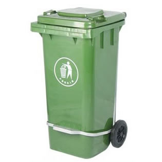 环卫塑料垃圾桶