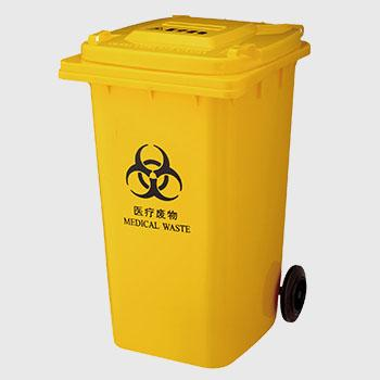 ZX-SL112塑料分类垃圾桶