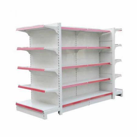 背板式钢制超市仓储货架