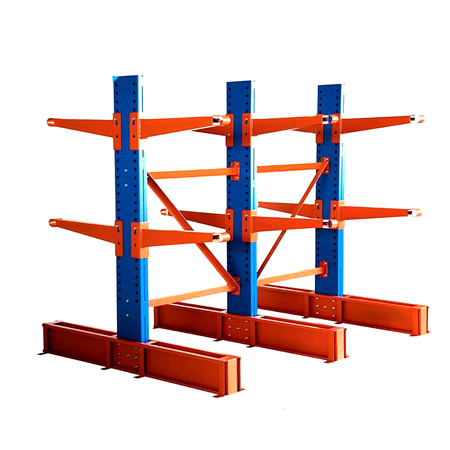 悬臂式钢制仓储货架