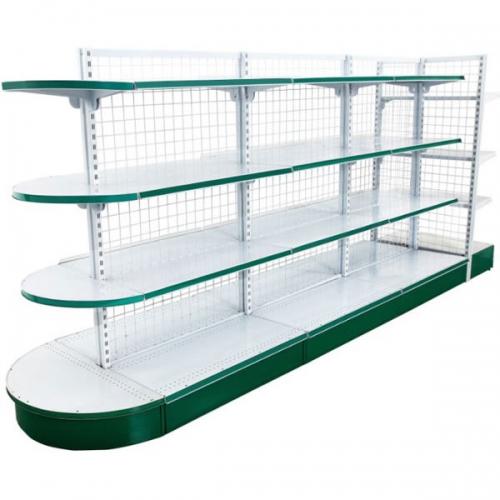 背网式钢制超市仓储货架